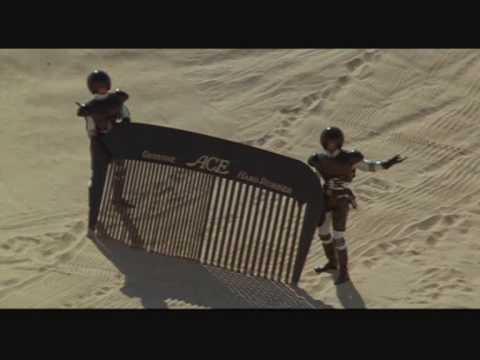 Space Balls: Comb the Desert