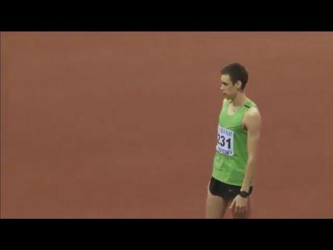 Данил Лысенко 2.28 ( Москва 23-25.02.2016 Чемпионат России в помещении 2016 )