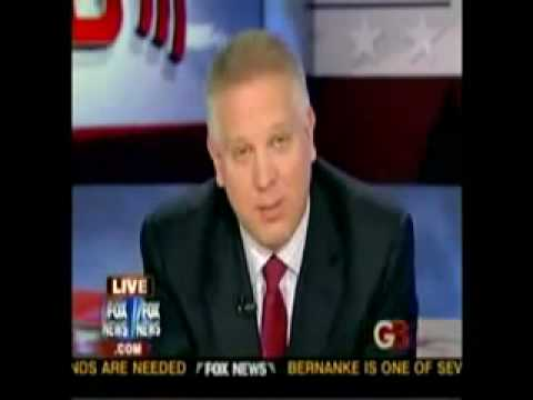 Glenn Beck, FEMA Camps -