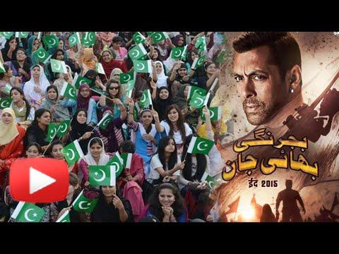 Salman Khan's Bajrangi Bhaijaan Wins Over Pakist
