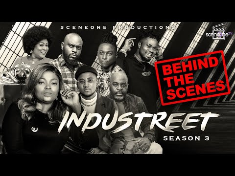 INDUSTREET Season 3 (Behind The Scenes) - Full Season Available on SceneOneTV App