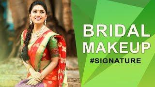 Video How to do Bridal Makeup   Vani Bhojan's Beauty Secret #Signature MP3, 3GP, MP4, WEBM, AVI, FLV September 2018