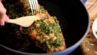 Videoricetta: salmone al forno