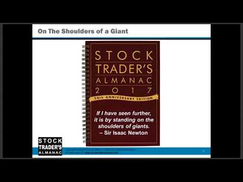 The Almanac for ALL Traders!