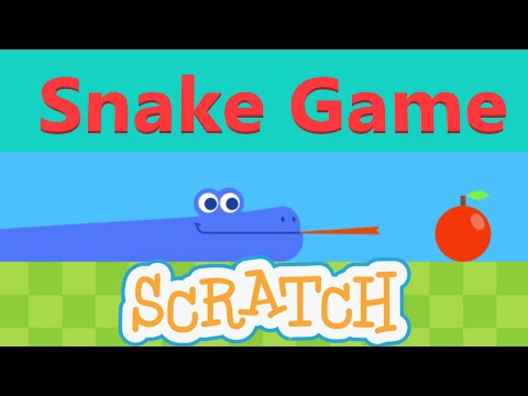 Snake Game in Scratch 3.0 | Scratch 3.0 Game Tutorial | How to Make Games