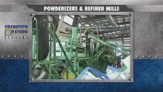 Powderizers & Refiner Mills