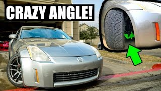 350Z GETS MAD ANGLE! by Evan Shanks