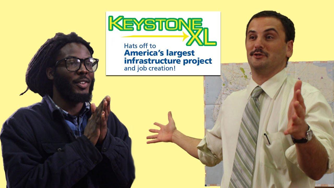 Keystone XL has a Job for You!