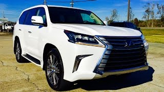 2016 Lexus LX 570 Full Review / Start Up / Exhaust