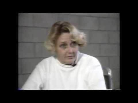 Betty Broderick - Interview from prison in 1990's