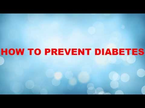 how to avoid type 2 diabetes