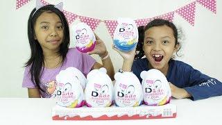 Video Duh kecewaaaaa... Masa dapat mobil ? Jumbo Surprise Eggs♥ Mainan Anak Kinder Joy MP3, 3GP, MP4, WEBM, AVI, FLV Juni 2018