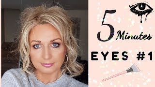 Video 5 Minutes Eyes #1 /  Mature Hooded Eyes MP3, 3GP, MP4, WEBM, AVI, FLV Agustus 2018