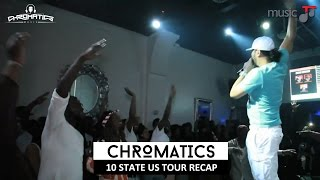 Chromatics 10 City U.S. Tour Recap