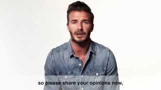 David Beckham Supports U Report