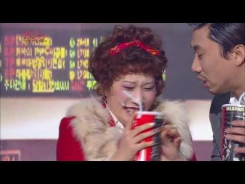 Смотреть онлайн видео hit 끝사랑 김영희