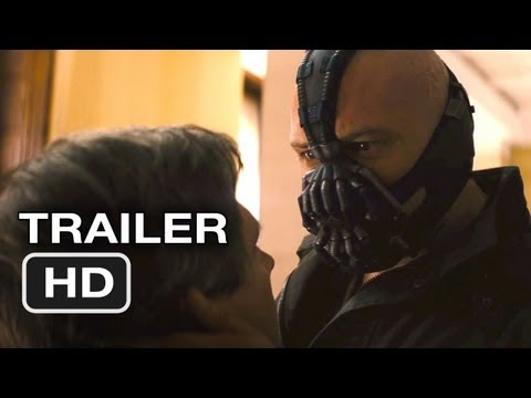 The Dark Knight Rises Official Trailer #3 (2012) Christian Bale, Christopher, Batman Movie HD Video