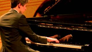 Mattias Spee (piano) - Nationale Finale Prinses Christina Concours 2014