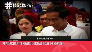 Video Pengakuan 'gila'  Terbaru Jokowi Soal Freeport MP3, 3GP, MP4, WEBM, AVI, FLV September 2018