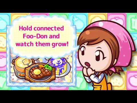 """Cooking Mama Let's Cook Puzzle"" How To Play !"