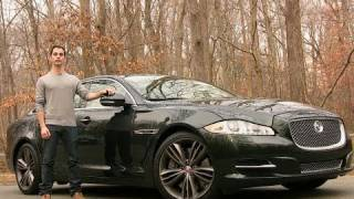 Roadfly.com - 2011 Jaguar XJL Supersport Road Test&Review