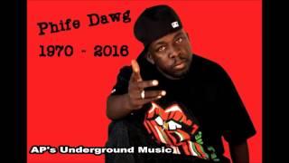 Phife Dawg - Flawless ( Rest In Peace Phife Dawg )