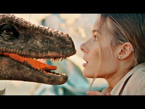 JURASSIC PLANET Bande Annonce (2018) Dinosaures