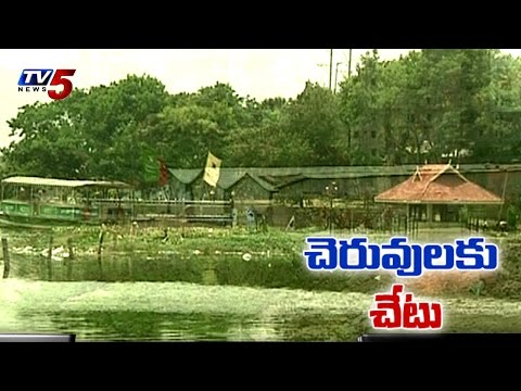 Lakes of Hyderabad | TV5 Special Story : TV5 News