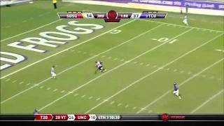 Ryan Lindley vs TCU