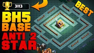 Clash of Clans Builder Base New Update BH6 / Best BH5 Base [Anti 2 Star Builder Hall 5 Base]. Base done after CoC Builder Hall 6 Update with Troops and Buildings like Roaster, Geared Up Archer Tower, Night Witch, Battle Machine aka New Hero, Gem Mine etc. Stay tuned for more Clash of Clans animation / defense strategy / base designs / layouts / speed builds / noob trolling bases / defensive replays! :) Can we hit 1000 likes? :3▽ FASTEST WAY TO EARN FREE GEMS: http://cashforap.ps/jaso▽ Instagram: https://www.instagram.com/clashjaso▽ Twitter: https://twitter.com/Clash_Jaso▽ Subscriber count: 155,531----------------------------------------­­---------------------------------------­-­---MY OTHER VIDEOS:CLASH OF CLANS BUILDER HALL 5 (COC BUILDER BASE)https://www.youtube.com/watch?v=Qe0O50YJLQY&tCLASH OF CLANS BH6 ANTI 3 STAR / HALL LEVEL 6 (COC BH 6)(coming soon)CLASH OF CLANS BH5 ANTI BABY DRAGON (BUILDER HALL 5 BASE)https://www.youtube.com/watch?v=Qe0O50YJLQYCLASH OF CLANS BH5 BASE (ANTI GIANT)https://www.youtube.com/watch?v=-yhSbRCcHmI&t----------------------------------------­­---------------------------------------­-­---Songs used: 1) Wontolla, Kasger & Limitless - Miles Away [NCS Release]2) Cartoon feat. Jüri Pootsmann - I Remember U [NCS Official Video]3) Ship Wrek, Zookeepers & Trauzers - Vessel [NCS Release]Provided by NCS https://www.youtube.com/user/NoCopyrightSoundsWontolla• https://soundcloud.com/iamwontolla• https://www.facebook.com/wontollamusic• https://twitter.com/iamwontollaKasger• https://soundcloud.com/kaspergerlif• https://www.facebook.com/Kasger• https://twitter.com/KasgerCartoon• https://www.facebook.com/cartoondband• https://soundcloud.com/cartoonbaboon• https://www.instagram.com/cartoonbaboon• http://twitter.com/cartoonbandJüri Pootsmann• https://www.facebook.com/jyripootsmann• https://www.instagram.com/jyripootsmannShip Wrek• http://soundcloud.com/theshipwrek• http://facebook.com/theshipwrek• http://instagram.com/shipwrekmusicZookeepers• http://soundcloud.com/zookeepersdk• http://facebook.com/zookeepers• http://instagram.com/zookeepersdkTrauzers• http://soundcloud.com/trauzers• http://facebook.com/trauzers• http://instagram.com/trauzersdk----------------------------------------­­---------------------------------------­-­---SUBSCRIBE TO MY CHANNEL IF YOU ENJOYED THE VIDEO: https://www.youtube.com/c/Jaso505Cheers!
