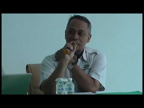 Rapat Cyber Milenial PT.KBN Persero