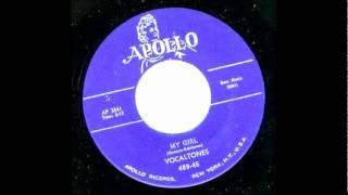 Download Lagu The Vocaltones - My Girl - 1956 Apollo 488.wmv Mp3