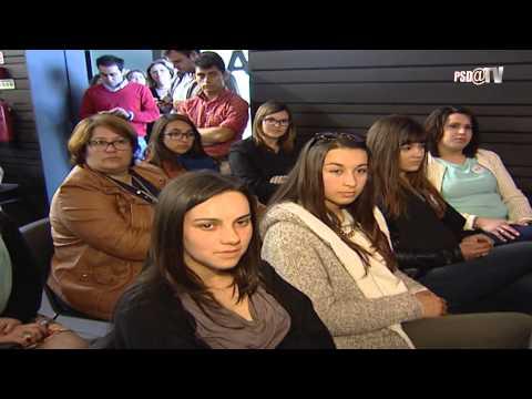 José Matos Rosa no Dia da Mulher na Murtosa