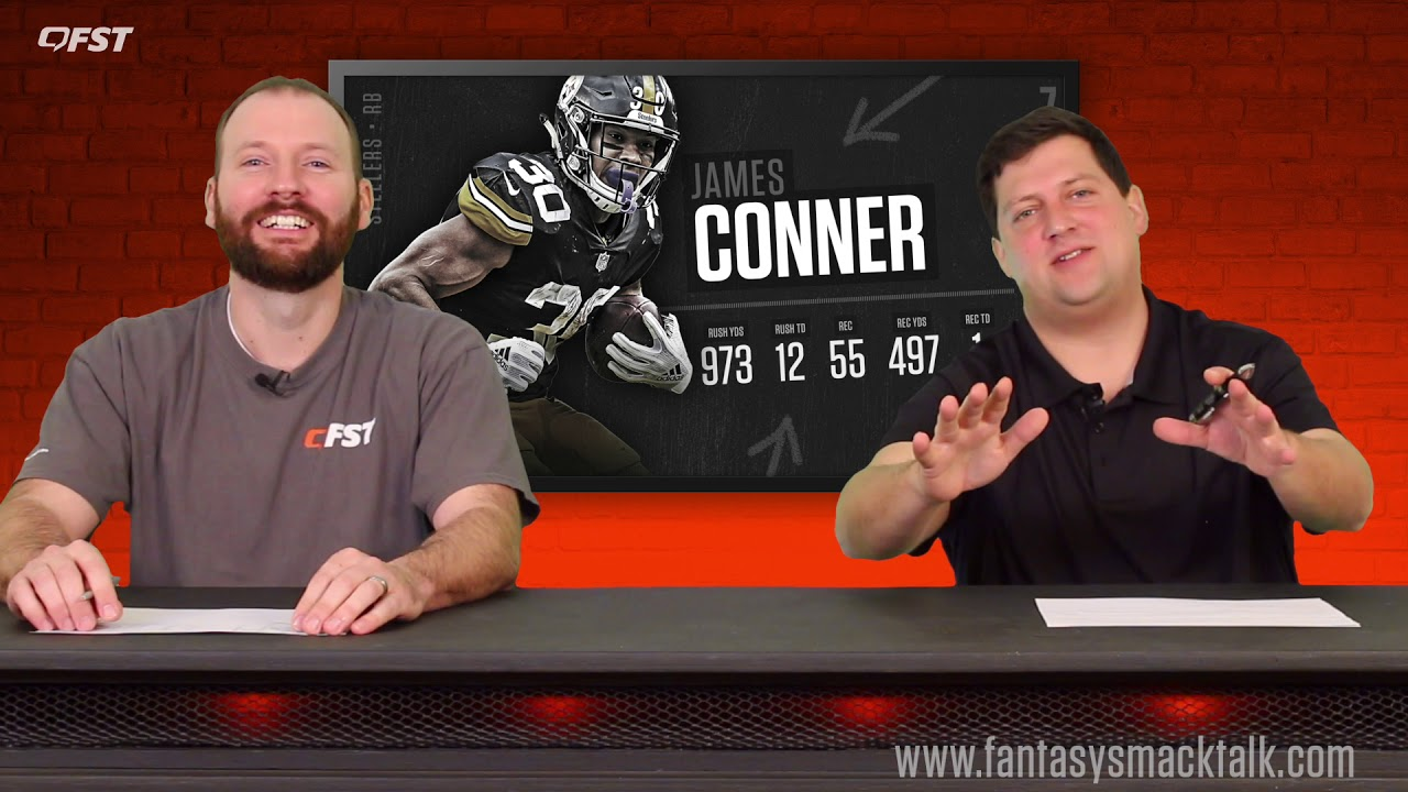 2019 Fantasy Football Projected Top Ten thumbnail