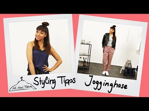 Jogginghosen Outfits:  Styling Tipps