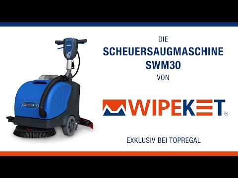 Produktvideo Scheuersaugmaschine SWM30