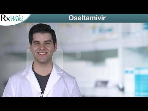 Oseltamivir a Prescription Used to Treat Certain Types of Flu - Overview