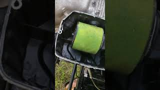 7. Honda pioneer 700 airtightsnorkels showing off air box