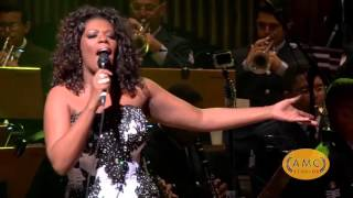 TRIBUTO A WHITNEY HOUSTON - Semana da Asa 2015 - Cecília Militão com a orquestra do DCTA