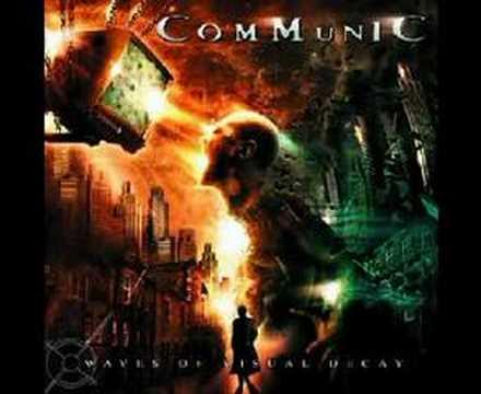 Communic - Under A Luminous Sky online metal music video by COMMUNIC