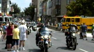 Chambersburg (PA) United States  city photos : America's 9/11 ride - Chambersburg PA - Aug 18, 2011 011.AVI