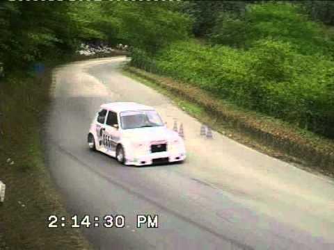 Fiat 126 Proto ,Lo re - 1'Manche Autoslalom S.Piero Patti 2006