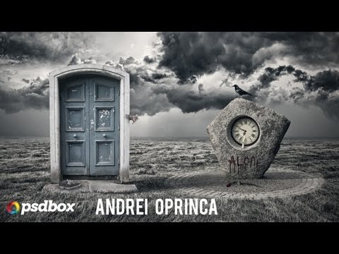 Surreal Manipulation Photoshop Tutorial