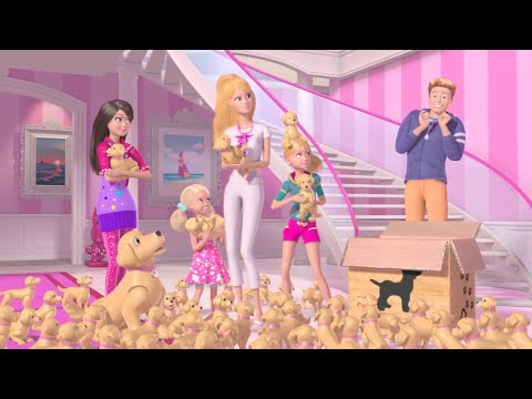 Barbie Life in the Dreamhouse new episodes 2015 #✿ Full Season  Barbie and ryan kiss Full HD ✿#
