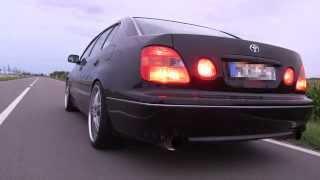 Nonton Toyota Aristo 2JZ GTE Twin Turbo @ 400 HP 3