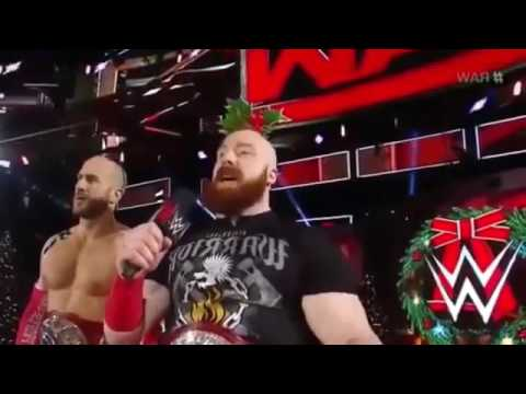 WWE Raw 19 December 2016 SHow Part 5 WWE Monday Night Raw 12/19/2016 Full Show This W