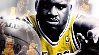 Shaquille O' Neal: NBA Legend (GREAT NBA BASKETBALL DOCUMENTARY)