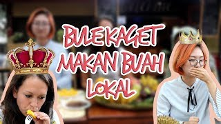 Video BULE KAGET MAKAN BUAH LOKAL ?? MP3, 3GP, MP4, WEBM, AVI, FLV Januari 2019