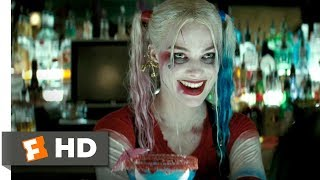 Suicide Squad  2016    The Villain Bar Scene  6 8    Movieclips