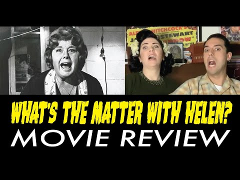 What's The Matter With Helen? (1971) - Movie Review